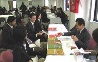 ��内合同企��セミナーを開催(春・秋)