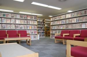 TUJの図書館
