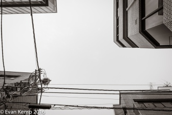 Photography work by Evan Kemp.